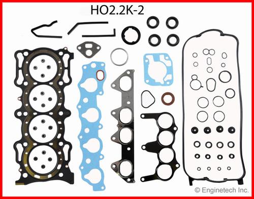 1995 Honda Accord 2.2L Engine Gasket Set HO2.2K-2 -2