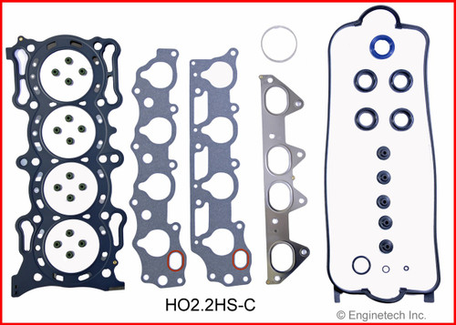 1998 Honda Accord 2.3L Engine Gasket Set HO2.2K-6 -5