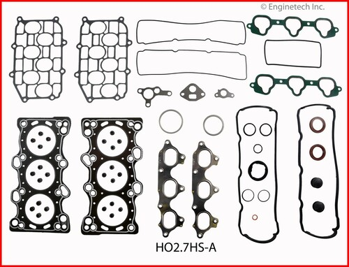 1995 Honda Accord 2.7L Engine Gasket Set HO2.7K-1 -1
