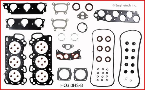 2003 Honda Accord 3.0L Engine Gasket Set HO3.0K-3 -1