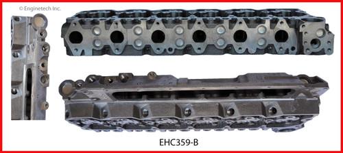 Cylinder Head - 2000 Dodge Ram 2500 5.9L (EHC359-B.A5)