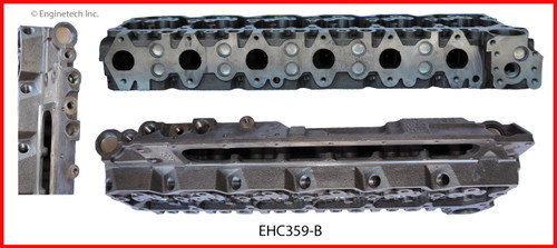 Cylinder Head - 2007 Dodge Ram 3500 5.9L (EHC359-B.C27)