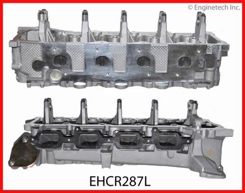 Cylinder Head - 2006 Mitsubishi Raider 4.7L (EHCR287L.D34)