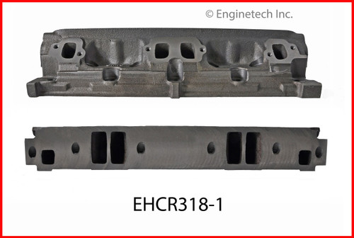 Cylinder Head - 1994 Jeep Grand Cherokee 5.2L (EHCR318-1.E45)