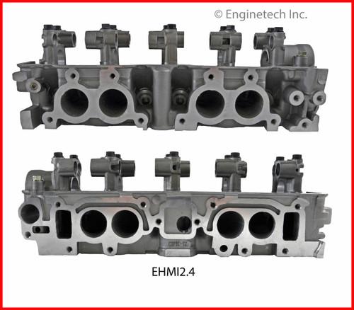 Cylinder Head - 1991 Mitsubishi Mighty Max 2.4L (EHMI2.4.A6)