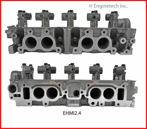 Cylinder Head - 1994 Mitsubishi Mighty Max 2.4L (EHMI2.4.B11)