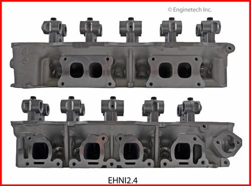Cylinder Head - 1986 Nissan 720 2.4L (EHNI2.4.A4)