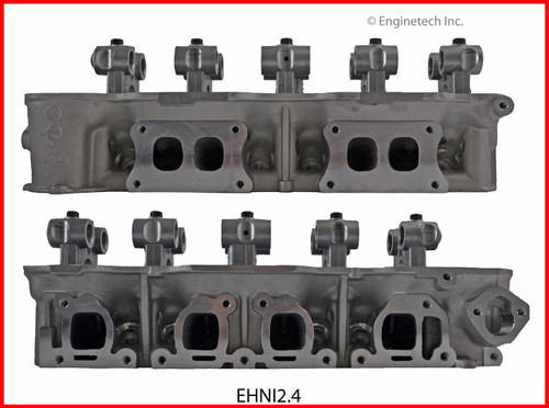 Cylinder Head - 1988 Nissan D21 2.4L (EHNI2.4.A9)