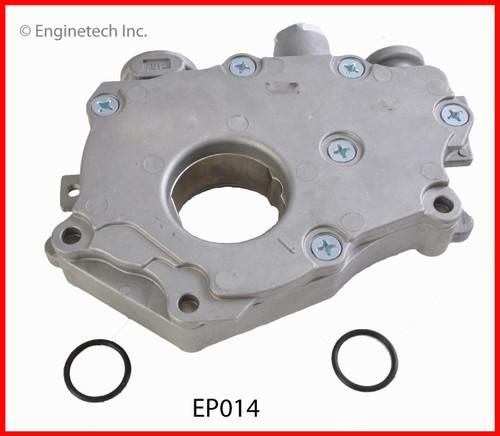 Oil Pump - 2014 Nissan NV1500 4.0L (EP014.D38)