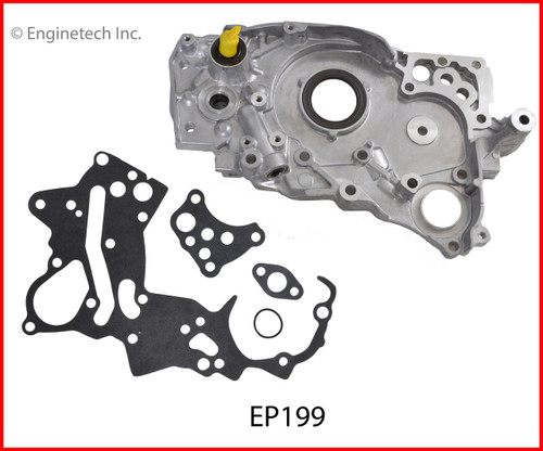 Oil Pump - 1993 Mitsubishi Expo 2.4L (EP199.A6)