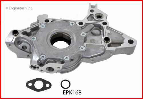Oil Pump - 2012 Honda Crosstour 3.5L (EPK168.E42)