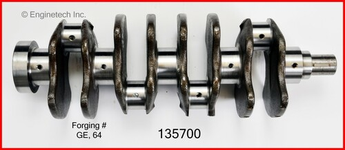 Crankshaft Kit - 1985 Mitsubishi Tredia 2.0L (135700.B12)