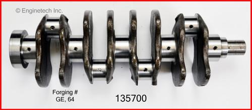 Crankshaft Kit - 1989 Mitsubishi Galant 2.0L (135700.D39)