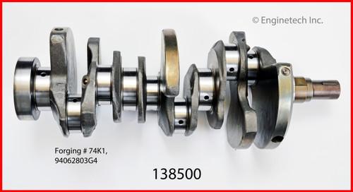 Crankshaft Kit - 2001 Mitsubishi Diamante 3.5L (138500.B12)
