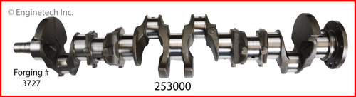 Crankshaft Kit - 1988 American Motors Eagle 4.2L (253000.A4)