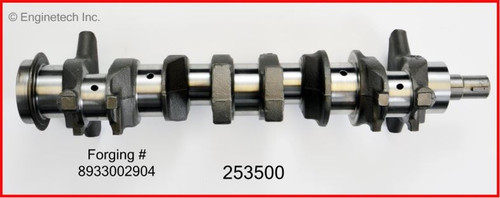 Crankshaft Kit - 1994 Jeep Wrangler 2.5L (253500.A10)