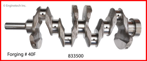 Crankshaft Kit - 1994 Nissan 240SX 2.4L (833500.B15)