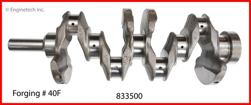Crankshaft Kit - 1994 Nissan D21 2.4L (833500.B17)