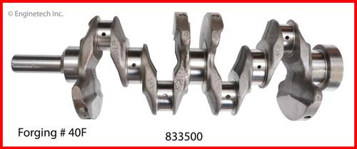 Crankshaft Kit - 2001 Nissan Frontier 2.4L (833500.D33)