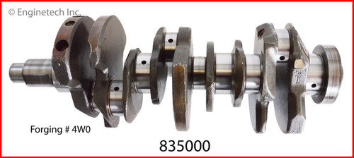 Crankshaft Kit - 2007 Infiniti M35 3.5L (835000.C26)