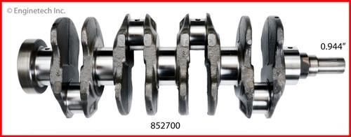 Crankshaft Kit - 2000 Honda Civic 1.6L (852700.D33)