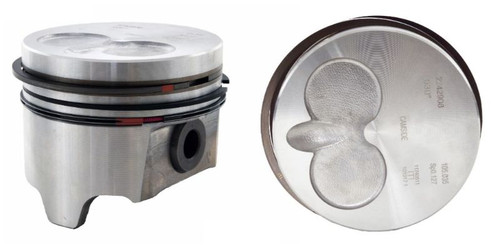 Piston and Ring Kit - 1992 Ford E-350 Econoline Club Wagon 7.3L (K1577(8).E48)