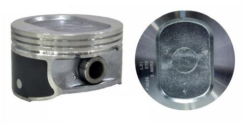 Piston and Ring Kit - 2001 Ford E-150 Econoline 4.2L (K3036(6).H72)