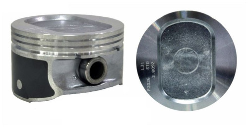 Piston and Ring Kit - 2001 Ford F-150 4.2L (K3036(6).H80)