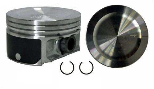 Piston and Ring Kit - 2004 Ford E-150 5.4L (K3057(8).K460)