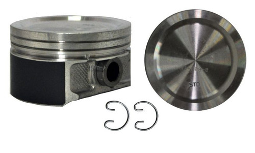 Piston and Ring Kit - 2008 Ford F53 6.8L (K5014(1).K126)