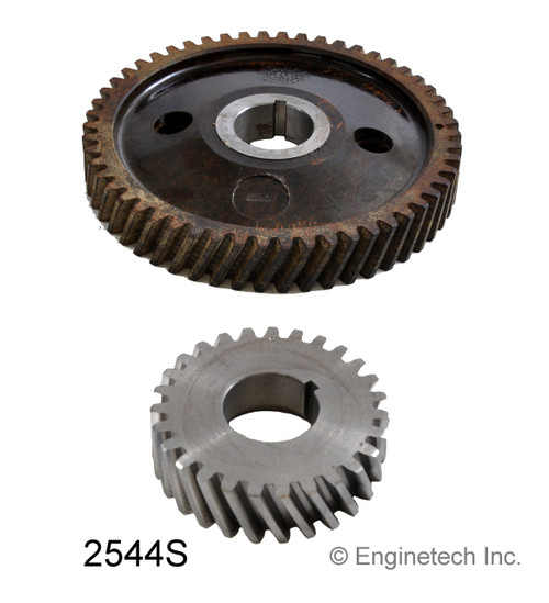 1985 Buick Century 2.5L Engine Timing Set 2544S -1