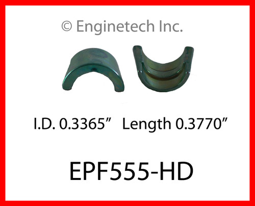 1985 Buick Electra 3.0L Engine Valve Spring Retainer Keeper EPF555-HD -9013