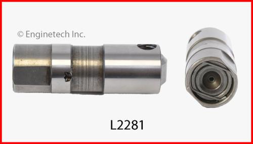 2010 Hummer H3 5.3L Engine Valve Lifter L2281 -364