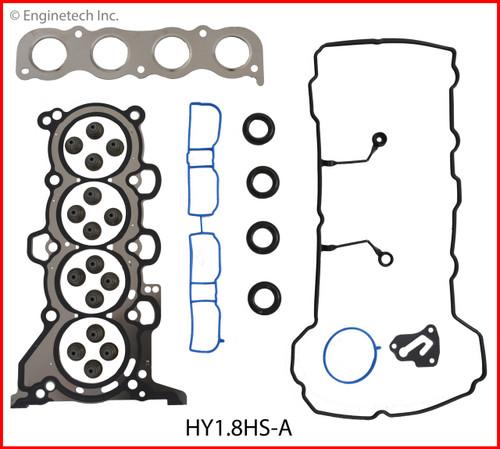 2012 Kia Soul 2.0L Engine Gasket Set HY1.8K-2 -5