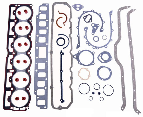 1987 American Motors Eagle 4.2L Engine Gasket Set J4.2-76 -5