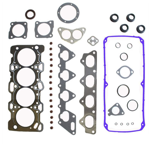 1993 Mitsubishi Expo 2.4L Engine Cylinder Head Gasket Set MI2.0HS-D -2