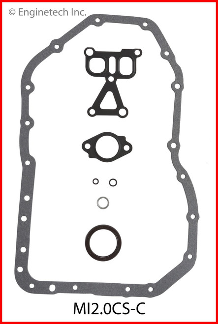 2009 Mitsubishi Lancer 2.0L Engine Gasket Set MI2.0K-6 -2