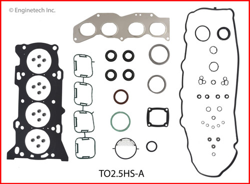 2015 Scion tC 2.5L Engine Cylinder Head Gasket Set TO2.5HS-A -30