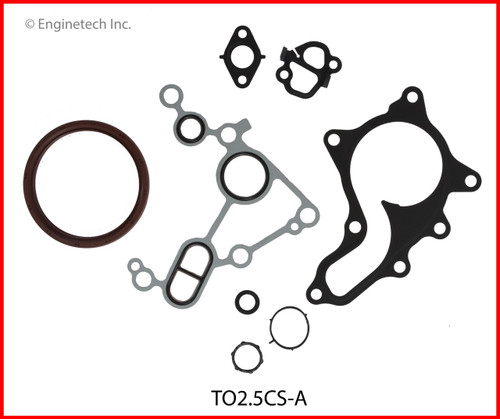 2011 Scion tC 2.5L Engine Gasket Set TO2.5K-1 -8