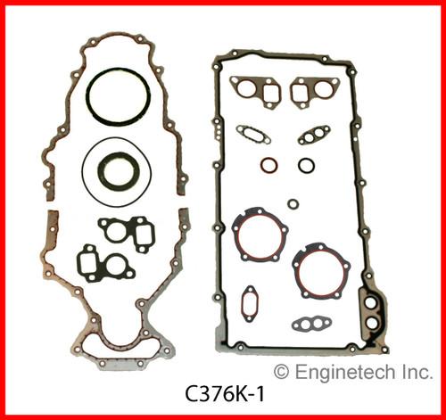 2007 Chevrolet Avalanche 6.0L Engine Gasket Set C376K-1 -4