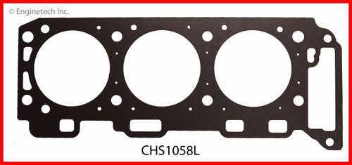 2007 Land Rover LR3 4.0L Engine Cylinder Head Spacer Shim CHS1058L -57