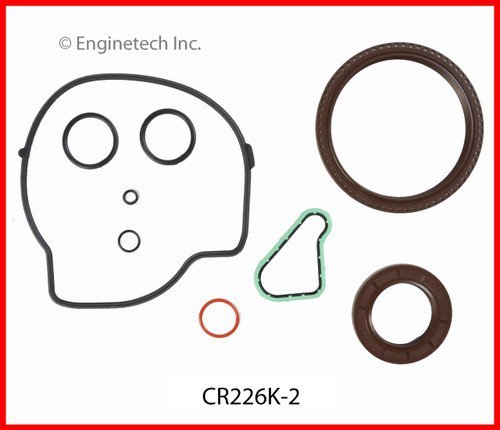 2009 Mitsubishi Raider 3.7L Engine Gasket Set CR226K-2 -41