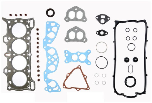 1986 Honda Civic 1.3L Engine Cylinder Head Gasket Set HO1.5HS -7