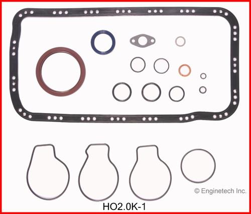 1998 Honda CR-V 2.0L Engine Gasket Set HO2.0K-1 -2
