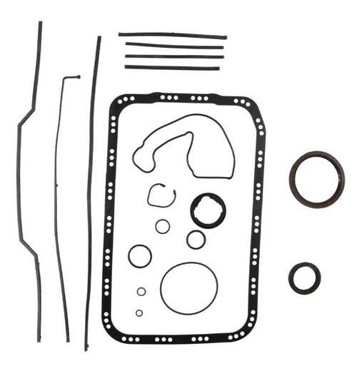 1989 Acura Legend 2.7L Engine Lower Gasket Set HO2.7CS-A -5