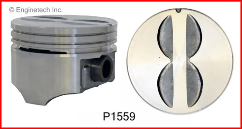 1985 Buick Regal 5.0L Engine Piston Set P1559(8) -208