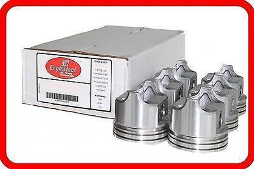 1985 Buick Century 3.0L Engine Piston Set P1582(6) -1
