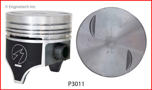 1985 Chevrolet B60 6.0L Engine Piston Set P3011(8) -180