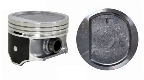 1998 Jeep TJ 2.5L Engine Piston Set P3071(4) -45