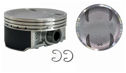 2005 Saab 9-2X 2.5L Engine Piston Set P4788(4) -54